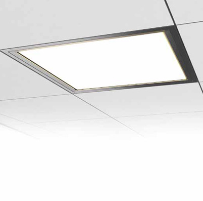 led panel the 2x2 led fixture features similar technology to. Black Bedroom Furniture Sets. Home Design Ideas