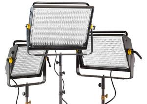 Lowel Prime LED Lighting