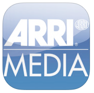 Arri Media App icon