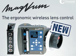 Schneider Chrosziel Magnum Remote Lens Control System