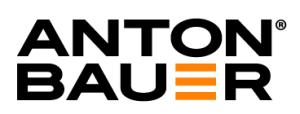 New Anton Bauer Brand Logo