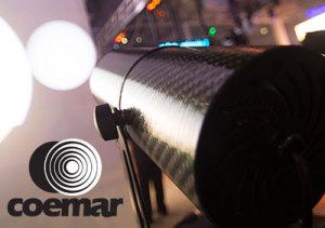 Coemar Carbon Fiber LED Image Proj
