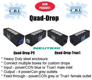 CBI Quad-drop
