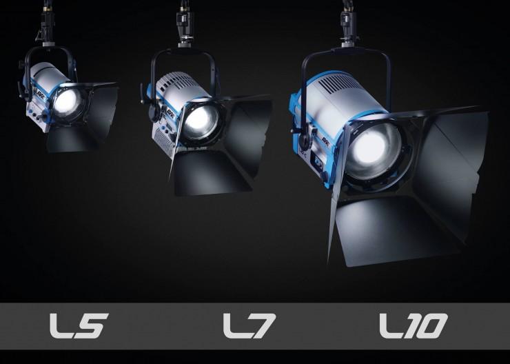 Barbizon NAB 2015 - Arri L Series LED Fresnels & Arri Lighting   Barbizon Lighting Company