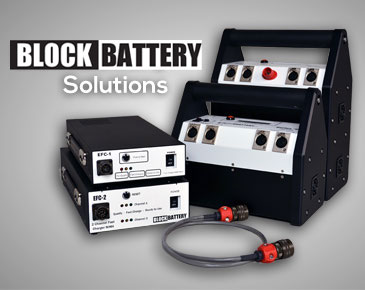 Block Battery Barbizon Lighting Company