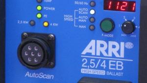 EB 2.5/4 HS AutoScan