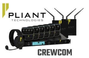 Pliant Technologies CREWCOM