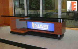 Erector Sets NAB Desk